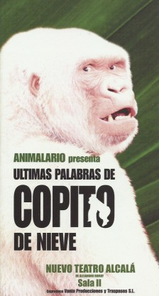 ultimas palabras copito