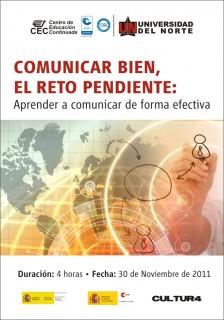 Volante CEC comunicar bien 3